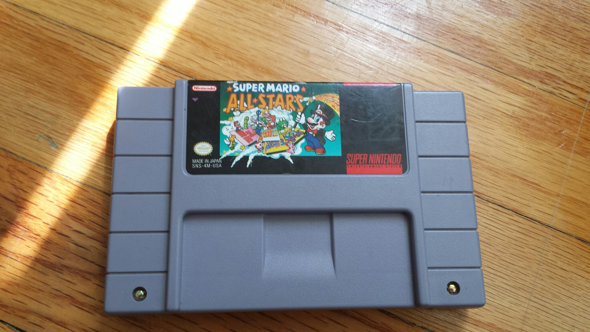 Super Mario All-Stars (SNES) from DreamShooters