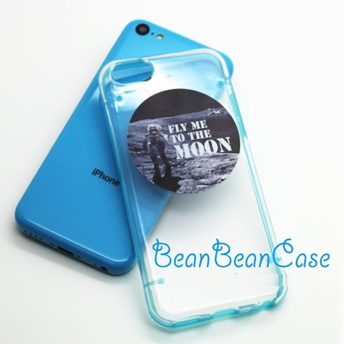 Custom photo and logo printing on iPhone 5C clear iPhone 6 ...