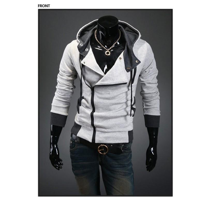 7acd59e0ecfab Plus size Sports Hooded Jacket Casual Winter Jackets hoody sportswear  Assassins Creed Men s Clothing Hoodies Sweatshirts ...
