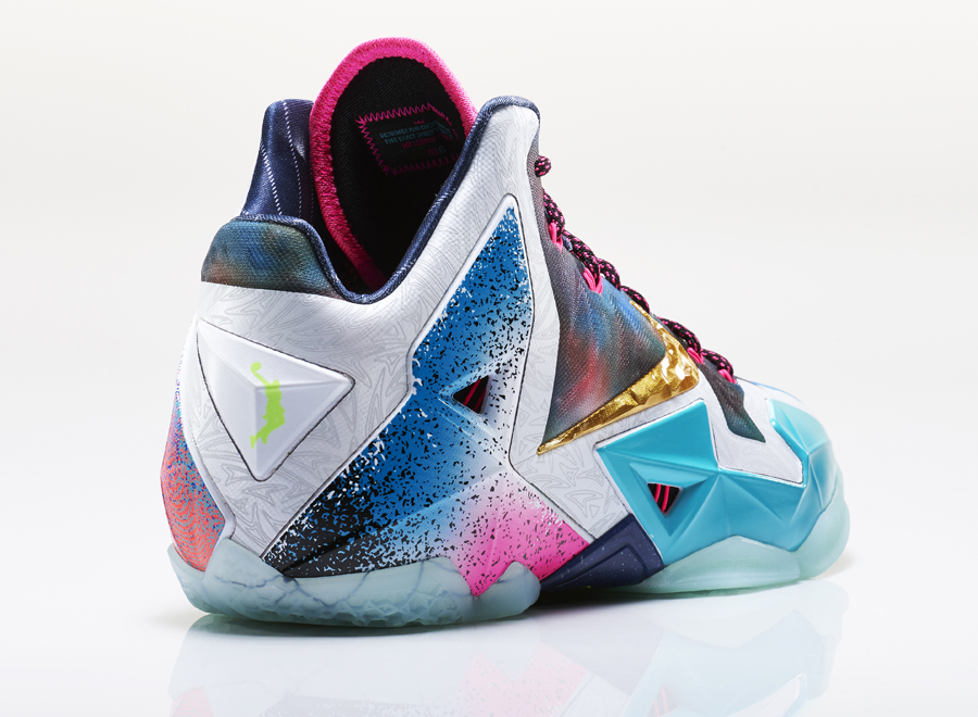 sports shoes 69618 8289a Nike What the Lebron XI (size 11) on Storenvy