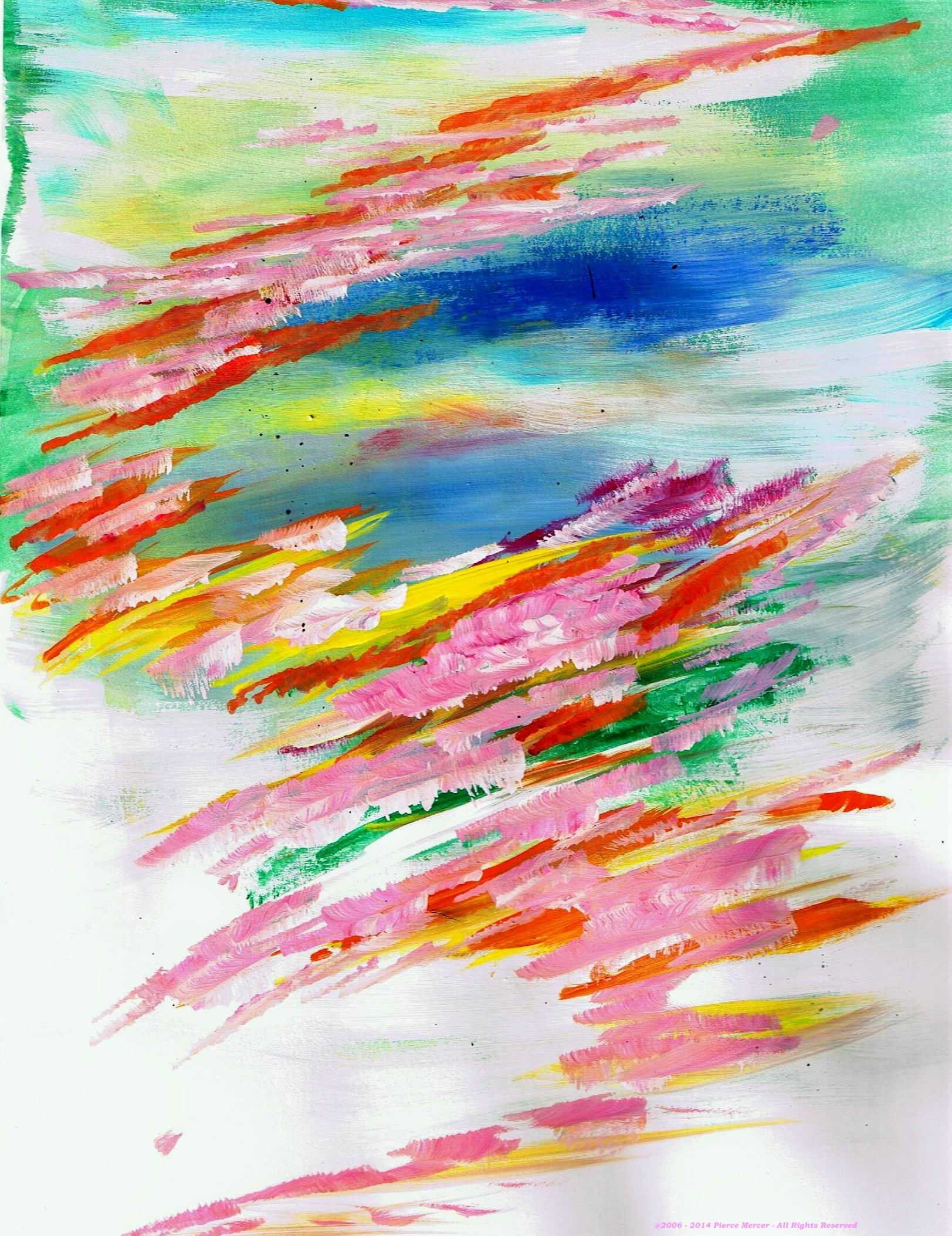 Contemporary Modern Art Abstract Painting