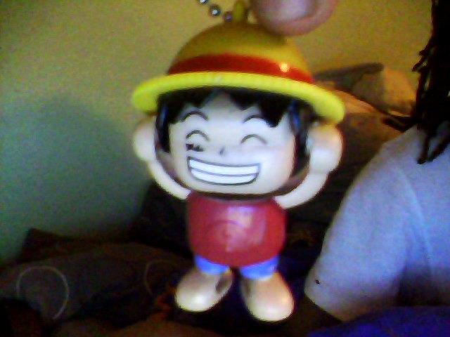 Monkey D Luffy Key Chain One Piece Sold By Random27