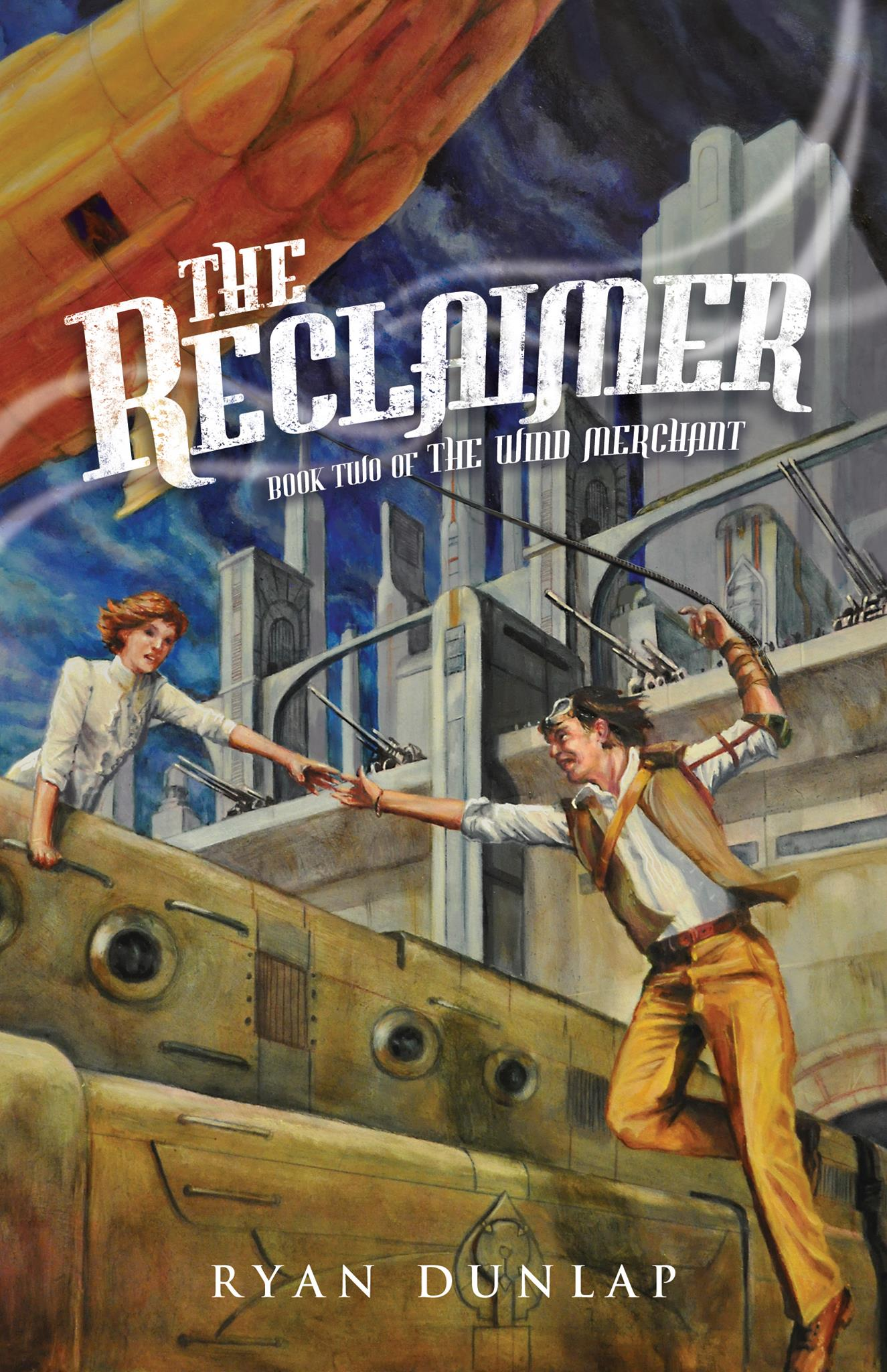 The Reclaimer (The Wind Merchant, Book 2) eBook pack (DRM-free)