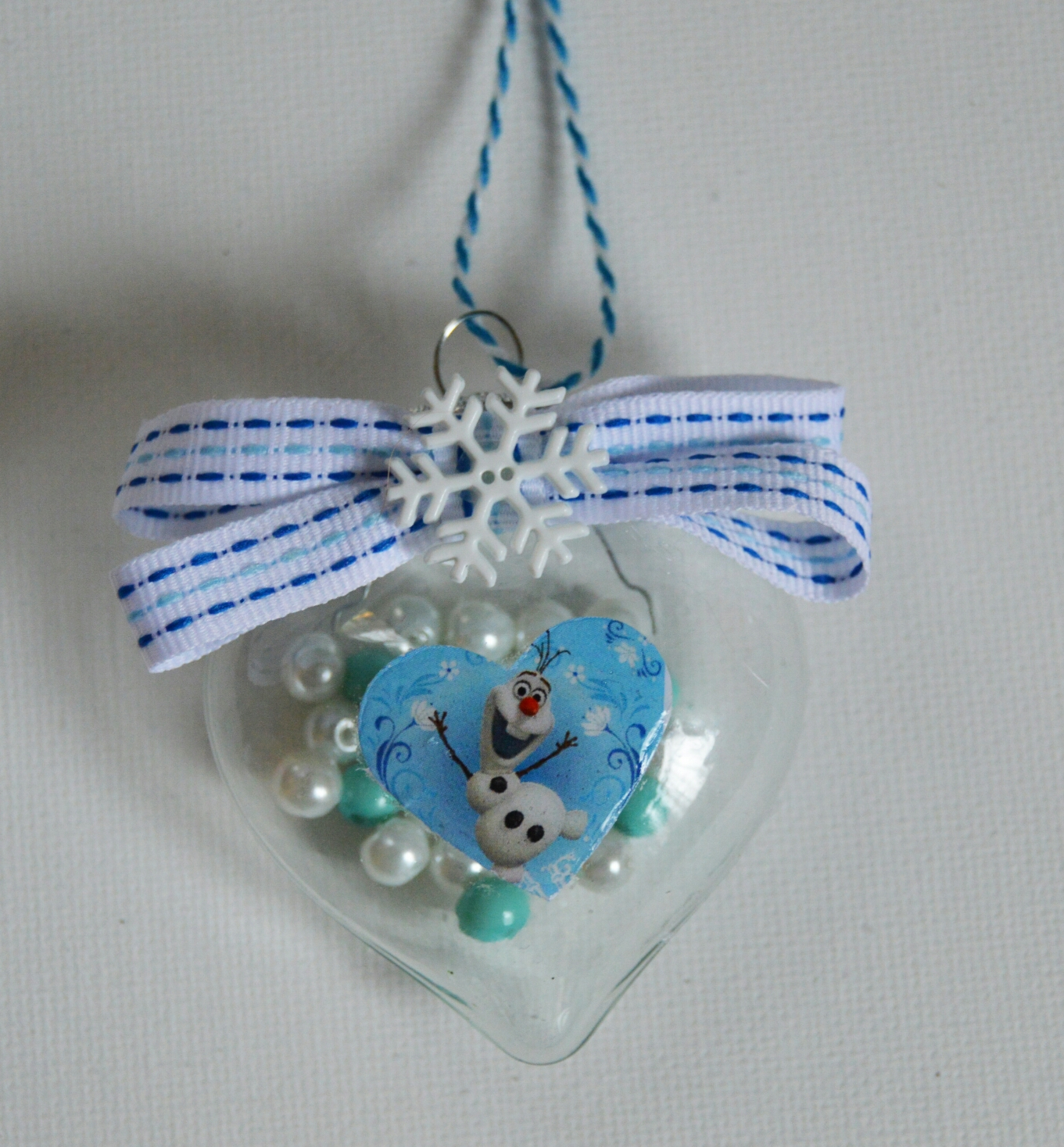 Frozen Olaf Inspired Christmas Tree Ornaments on Storenvy