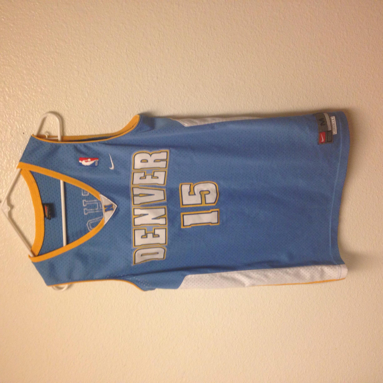 timeless design 6dbec bda43 Carmelo Anthony Denver Nuggets Nike Jersey M from Kings Court Vintage
