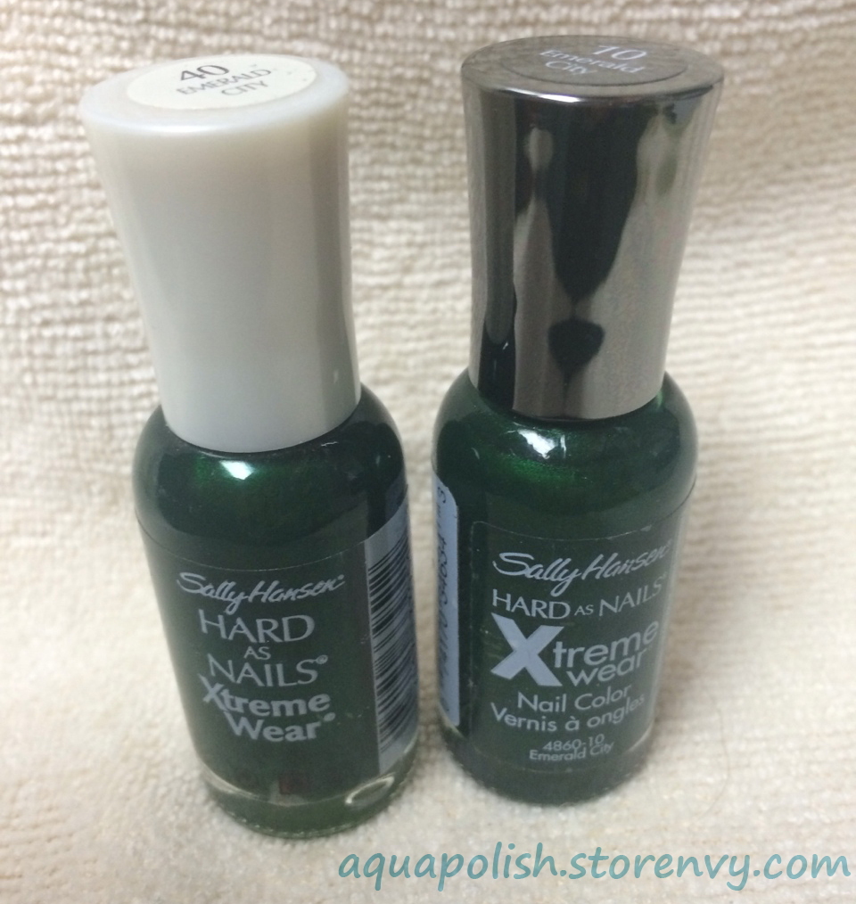 Sally Hansen Hard as Nails Xtreme Wear- Emerald City on Storenvy