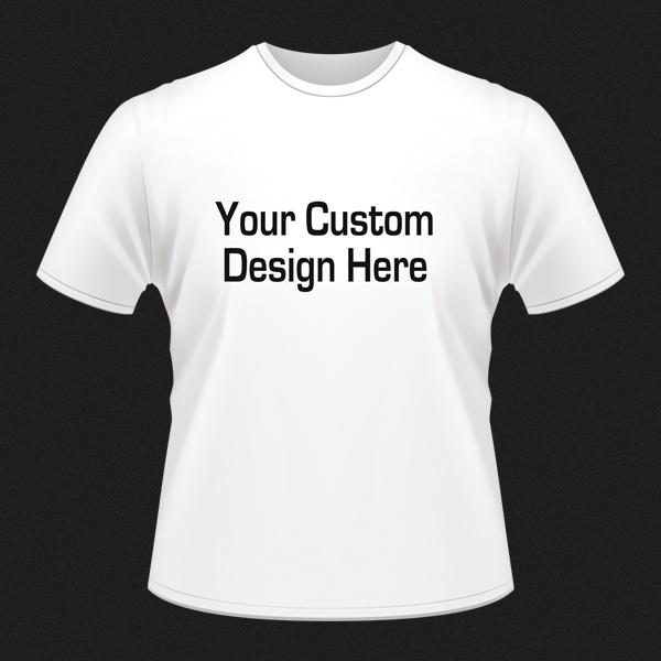 Custom Tshirt W/ Text Or Logo On Storenvy