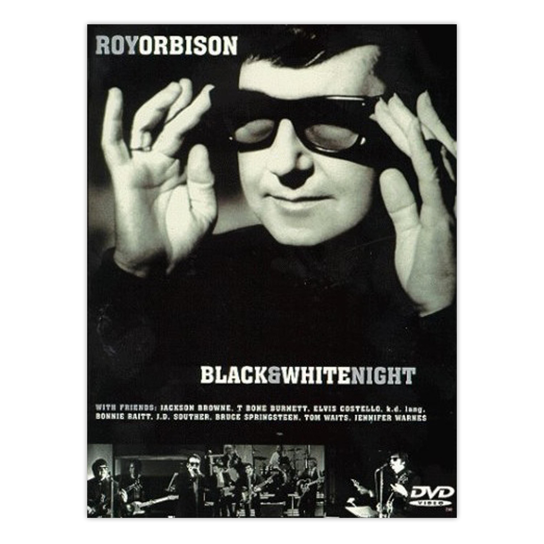 Roy Orbison Amp Friends A Black Amp White Night Dvd 183 Roy