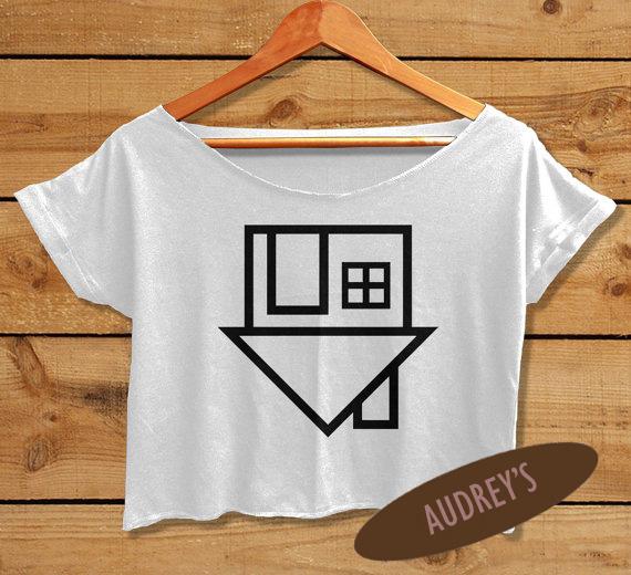 6b0effaa8d7db The Neighbourhood tee shirt crop top women crop tee The NBHD shirt ...