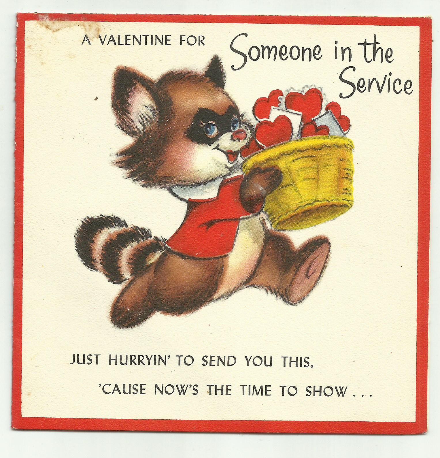 Vintage Valentine\u2019s Day Super Rainbow Heart lapel pin Cute Vintage Valentine\u2019s Day Hallmark lapel pin