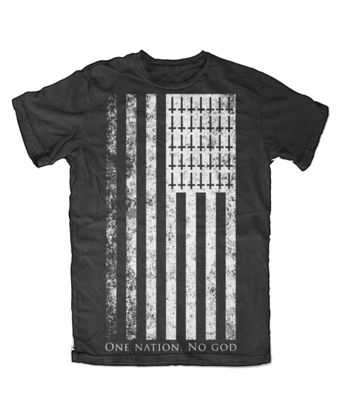 08d2fce6 BlackCraft Cult One Nation, No God - Men's Tee · Nightly Couture · Online  Store Powered by Storenvy