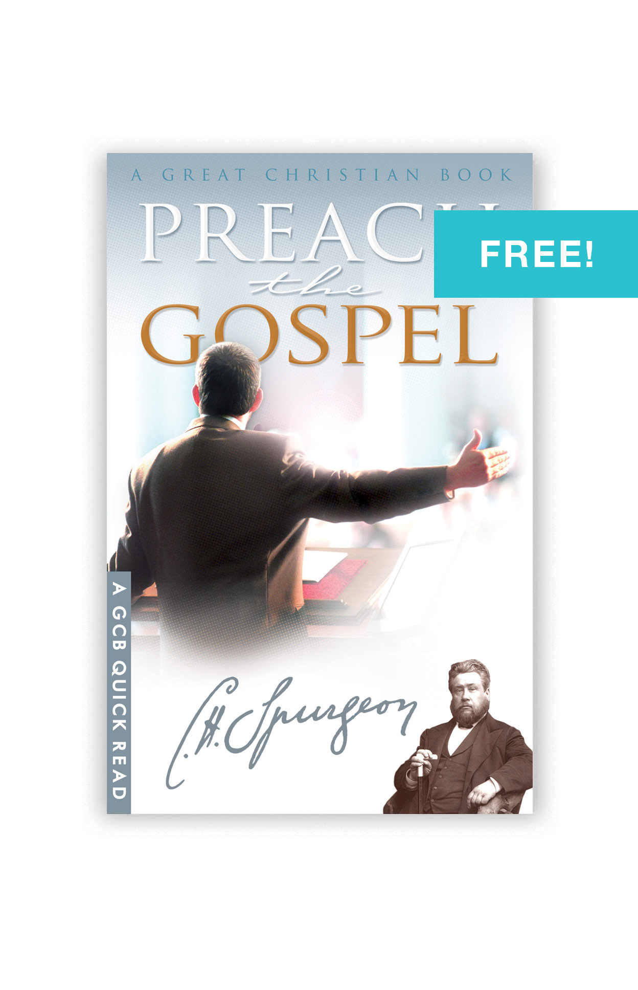 Preach The Gospel · Great Christian Books · Online Store