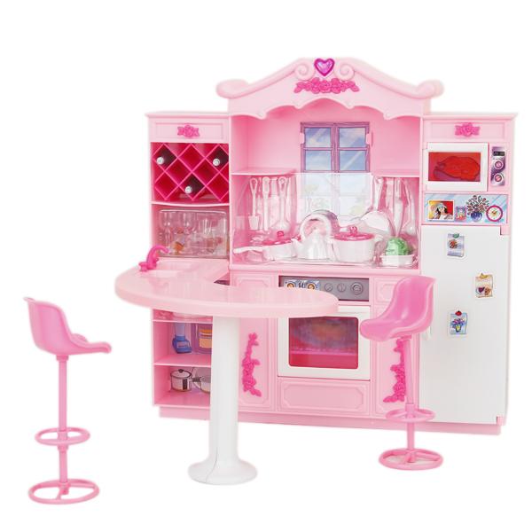 15008742 barbie doll furniture toy full kitchen with refrigerator rh storenvy com barbie doll furniture scale barbie doll furniture patterns
