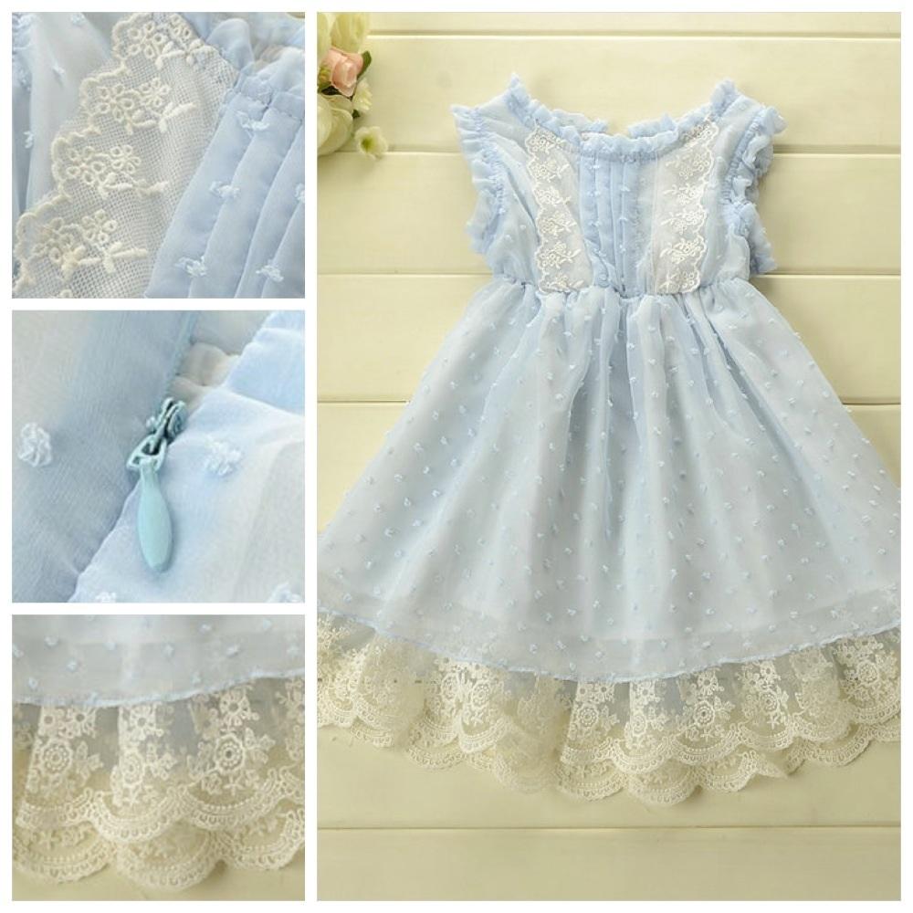 Disney Enchanted Nursery Cinderella Baby Doll In Blue: Cinderella Baby Doll Dress On Storenvy