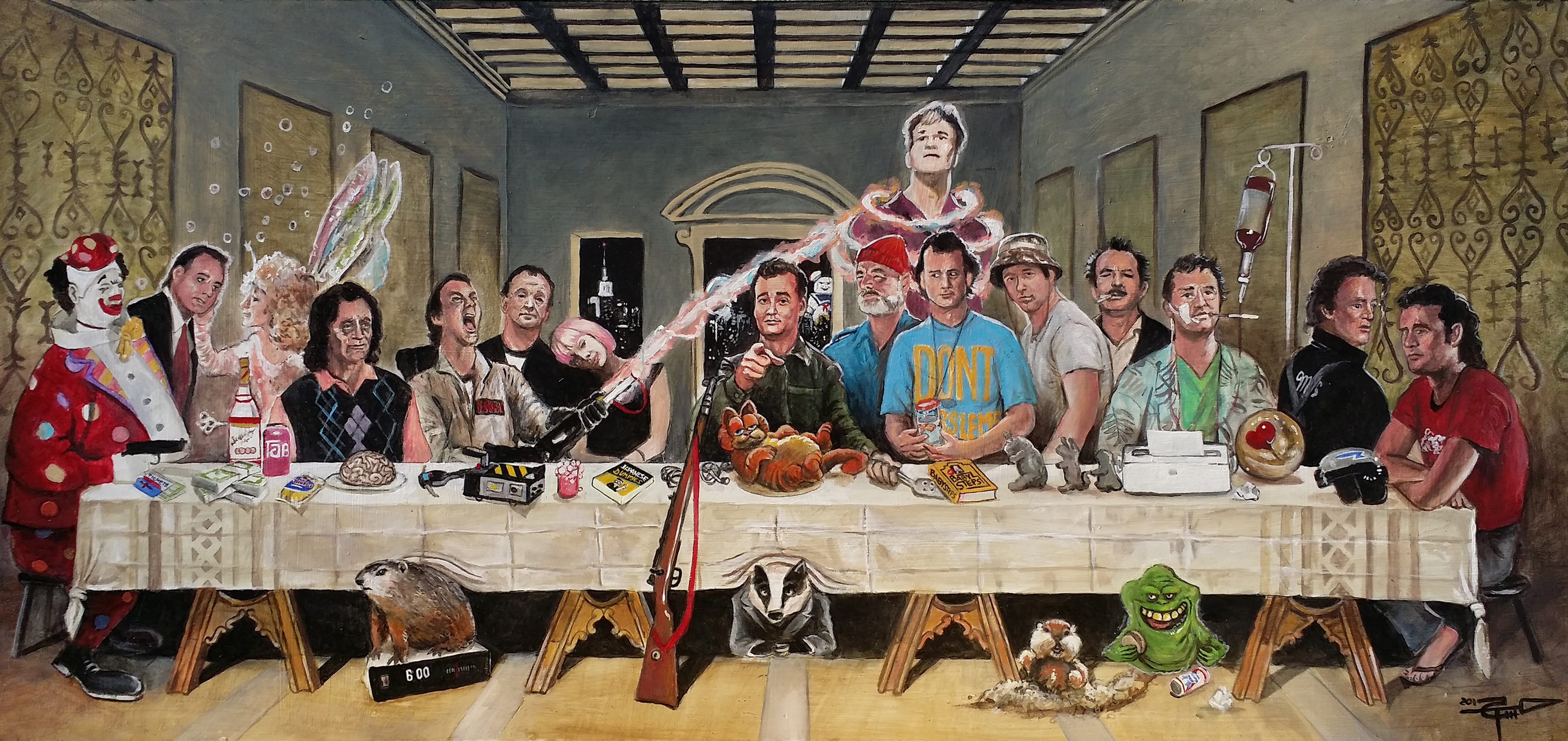 Bill S Last Supper On Storenvy