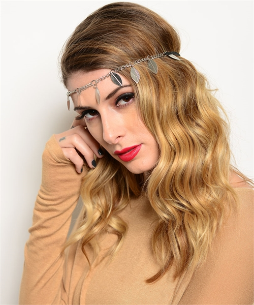 Greek Goddess Headband in Silver or Gold on Storenvy dd06f5c9b97
