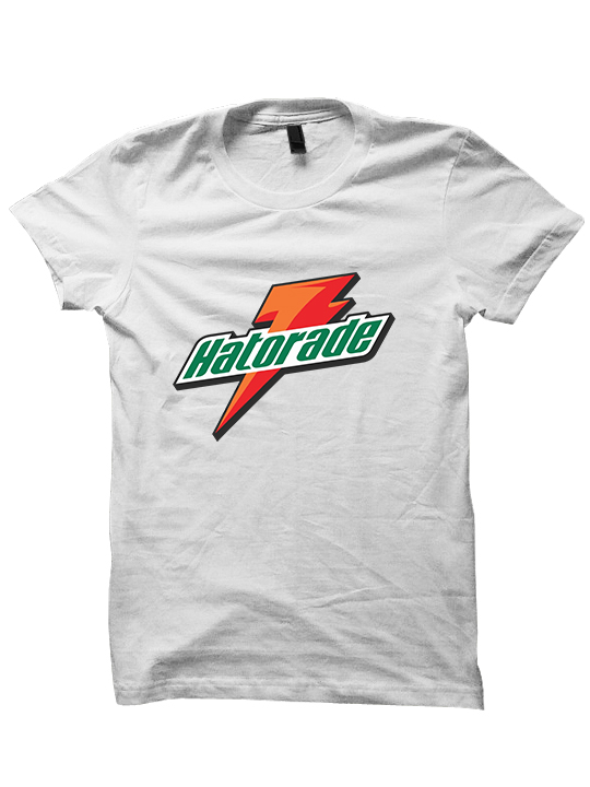 hatorade 20white original - Cool Presents For Christmas