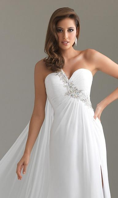 c5cd3547a3321 The Priscilla Gown in White, Wedding Dress, Prom Dress, FREE SHIPPING
