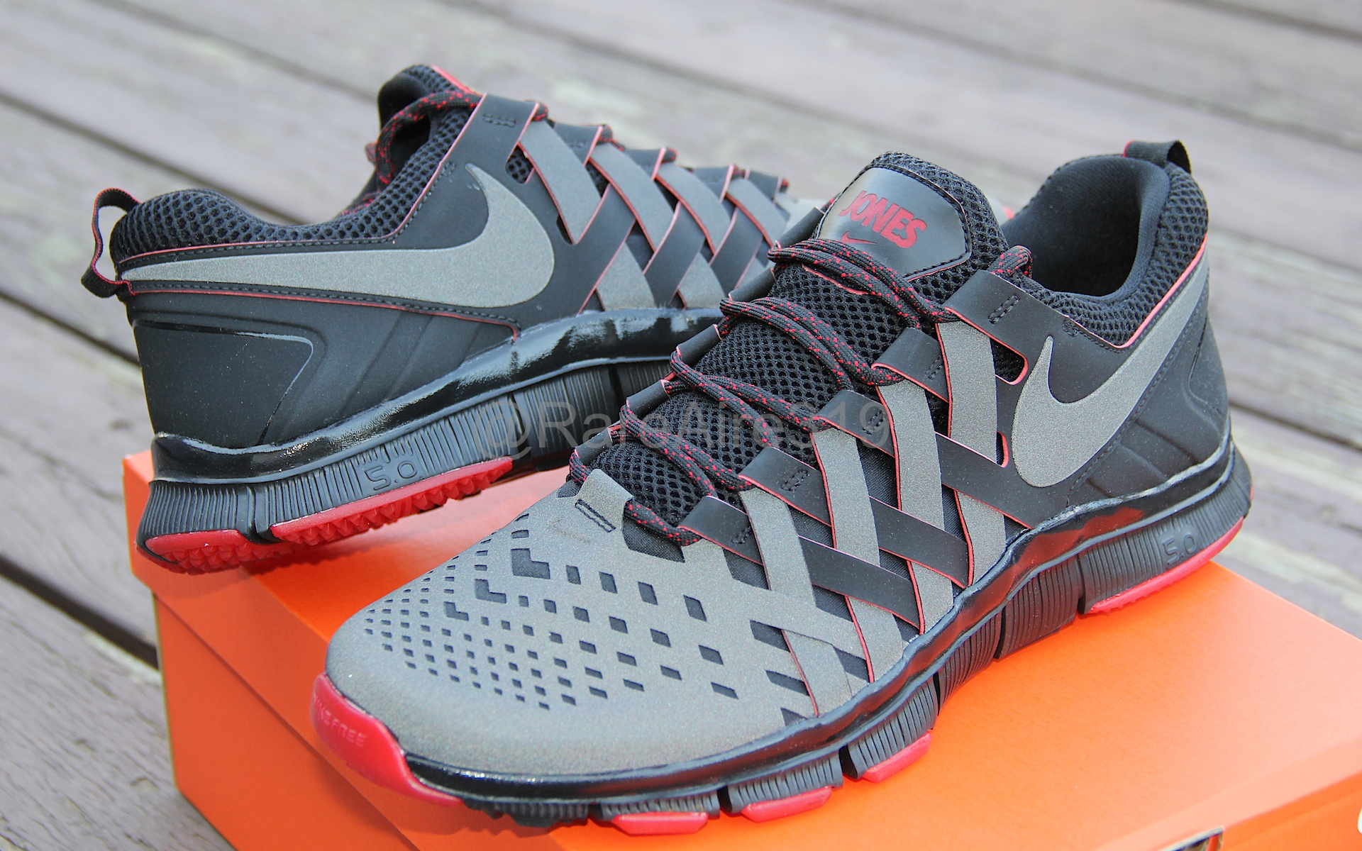 half off c2715 7b6ee ... where to buy nike free trainer 5.0 jon jones c779a eb3ac