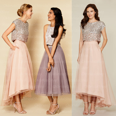 Blush Gold Bridesmaid Dresses | Bridesmaid Dresses Okbridal Online Store Powered By Storenvy