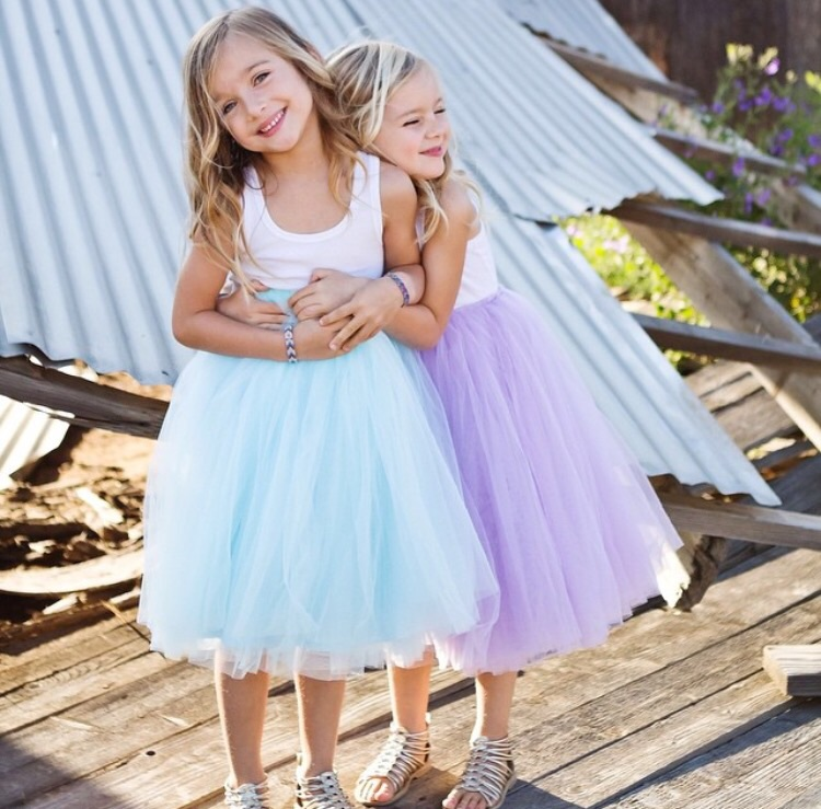 cff0ae5b44 Blue Tulle Skirt · topknots and twirls · Online Store Powered by ...