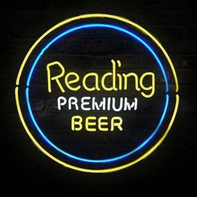 "New Iron City Pittsburgh Penguin Hockey Beer Logo Neon Light Sign 16/""x16/"""