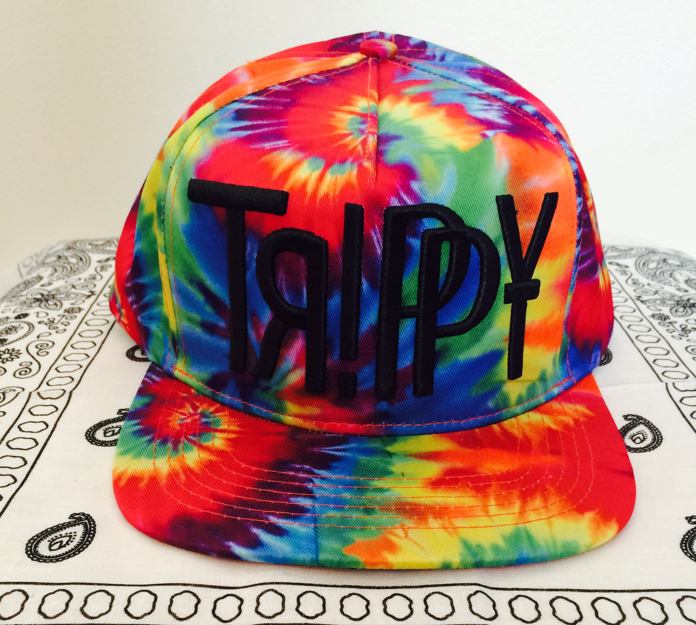 026848686 TRIPPY Snapback- limited edition from LURKER APPAREL