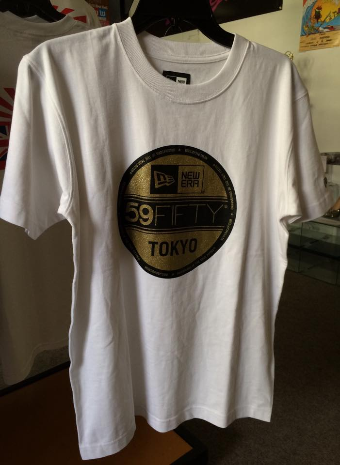 95284242 New Era Tokyo T Shirt from Eqvipped