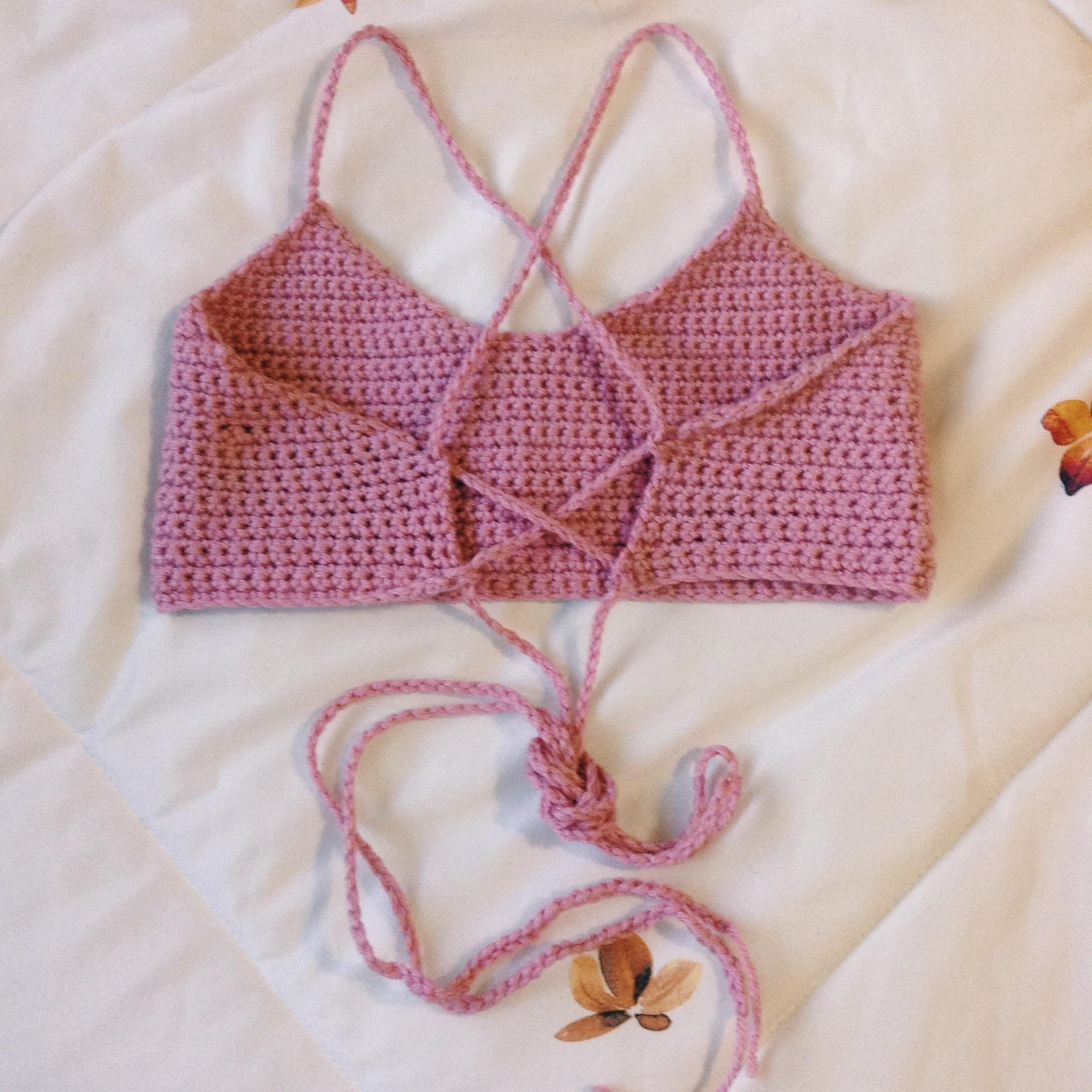 161f5fbb30c9c Crochet Joplin bralette on Storenvy