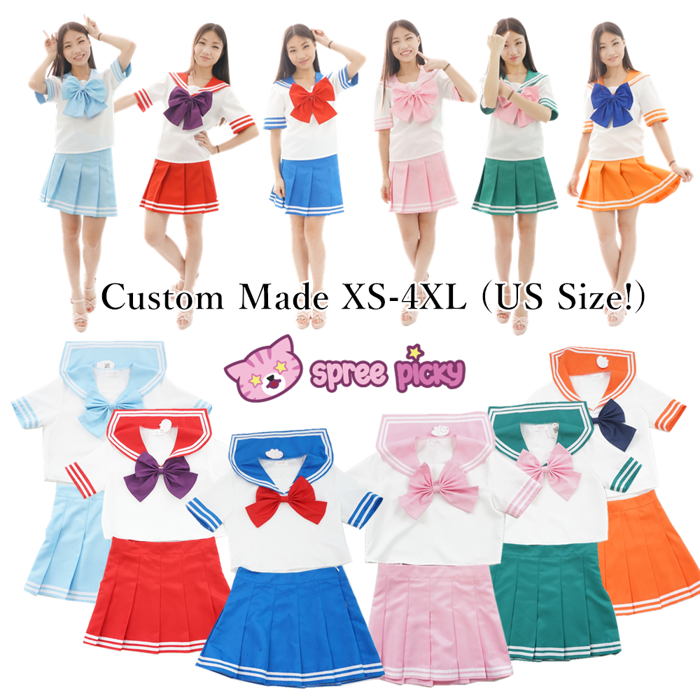 1bfb0d35f5c9 Sailor 20moon 20spreepicky 20daily 20cosplay 20 5bsailor 20moon 20series 5d  20sailor 20seifuku 20uniform 20set 20new 20post