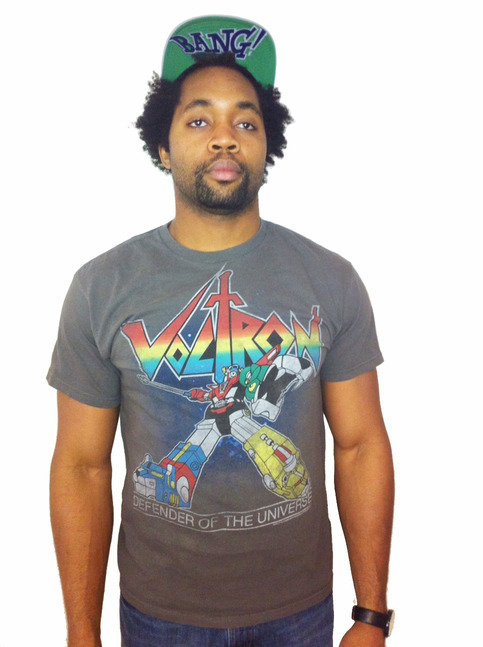 Voltron T Shirt On Storenvy