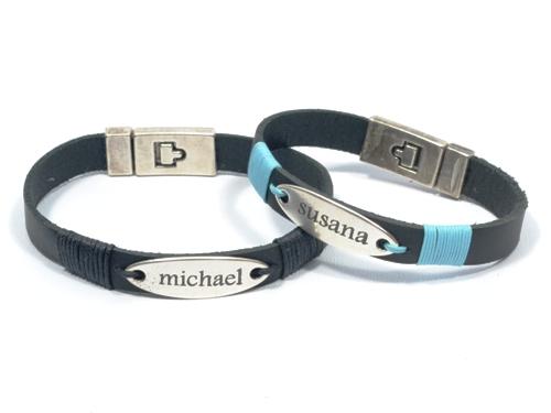 8e58083bd engraved couples bracelet * name bracelet * personalized couples ...