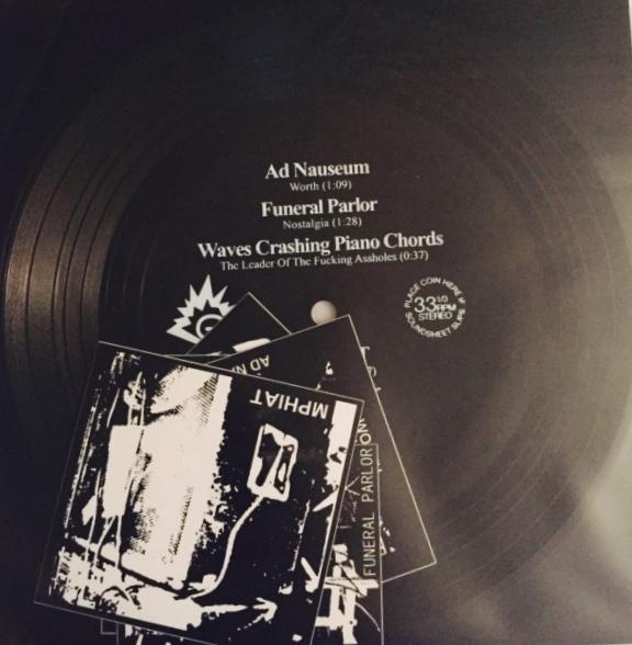 Piano waves crashing piano chords : Pent Up Release   Ad Nauseum, Funeral Parlor, Waves Crashing Piano ...