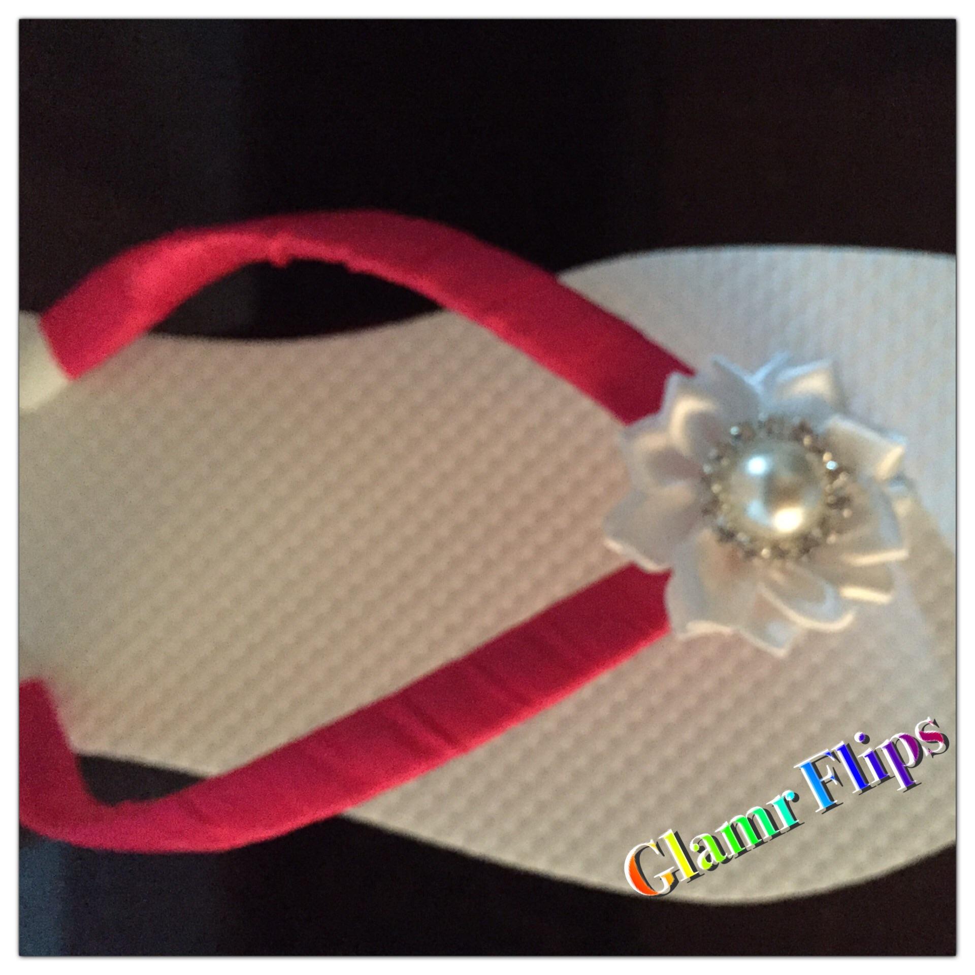 5c2d05939422f Flip Flops Bridesmaid Sweet Lady on Storenvy