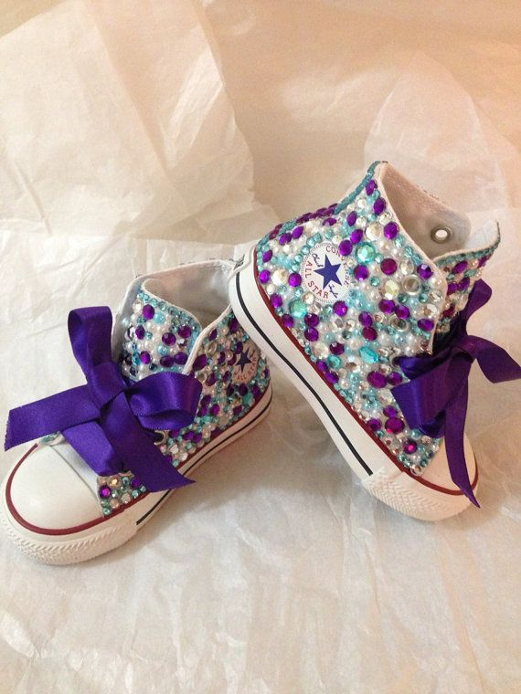 2617f0d1ebc5 Blinged Out Girl Shoes on Storenvy