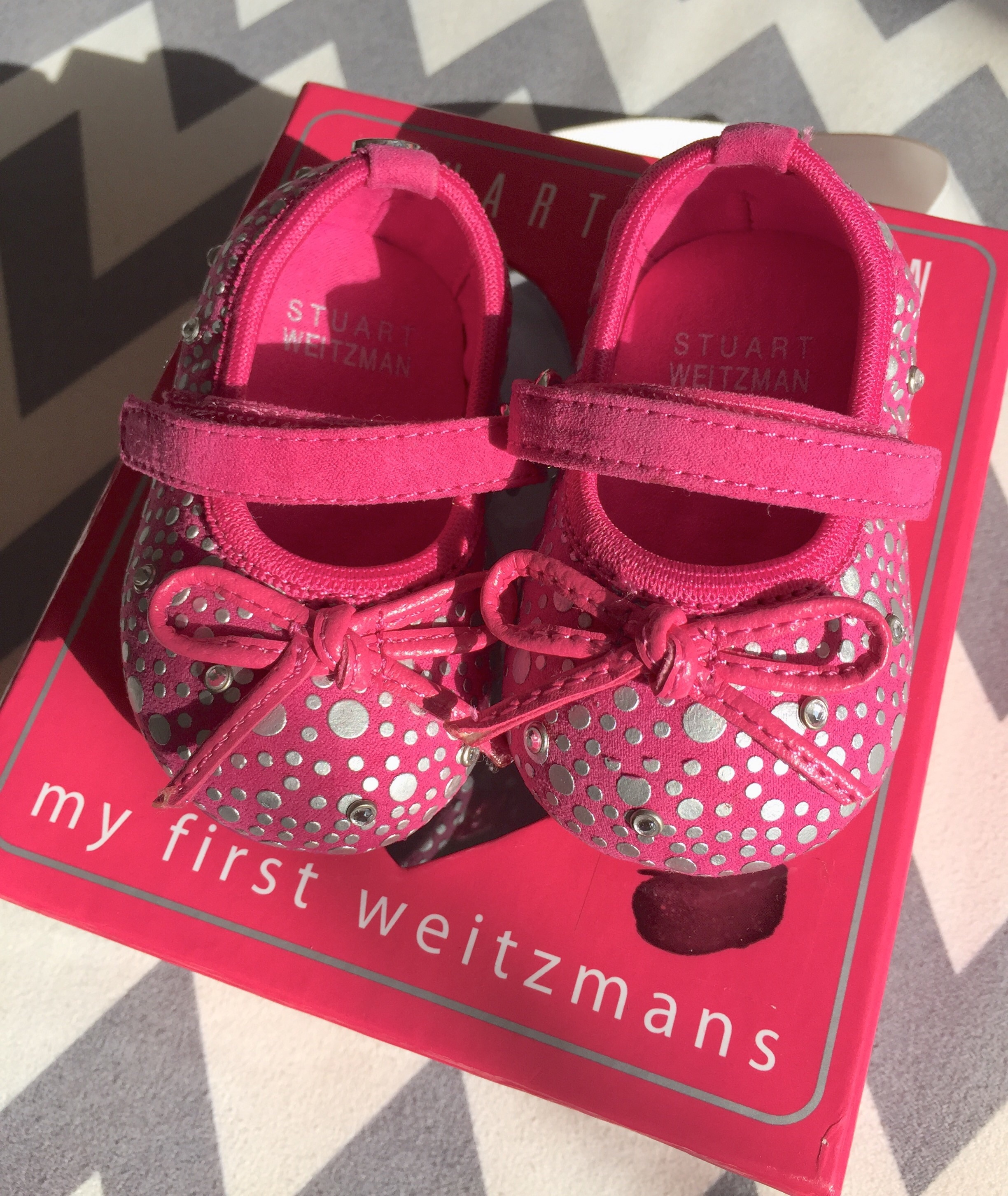 1cbcdaeae5a Stuart Weitzman baby girl shoes on Storenvy