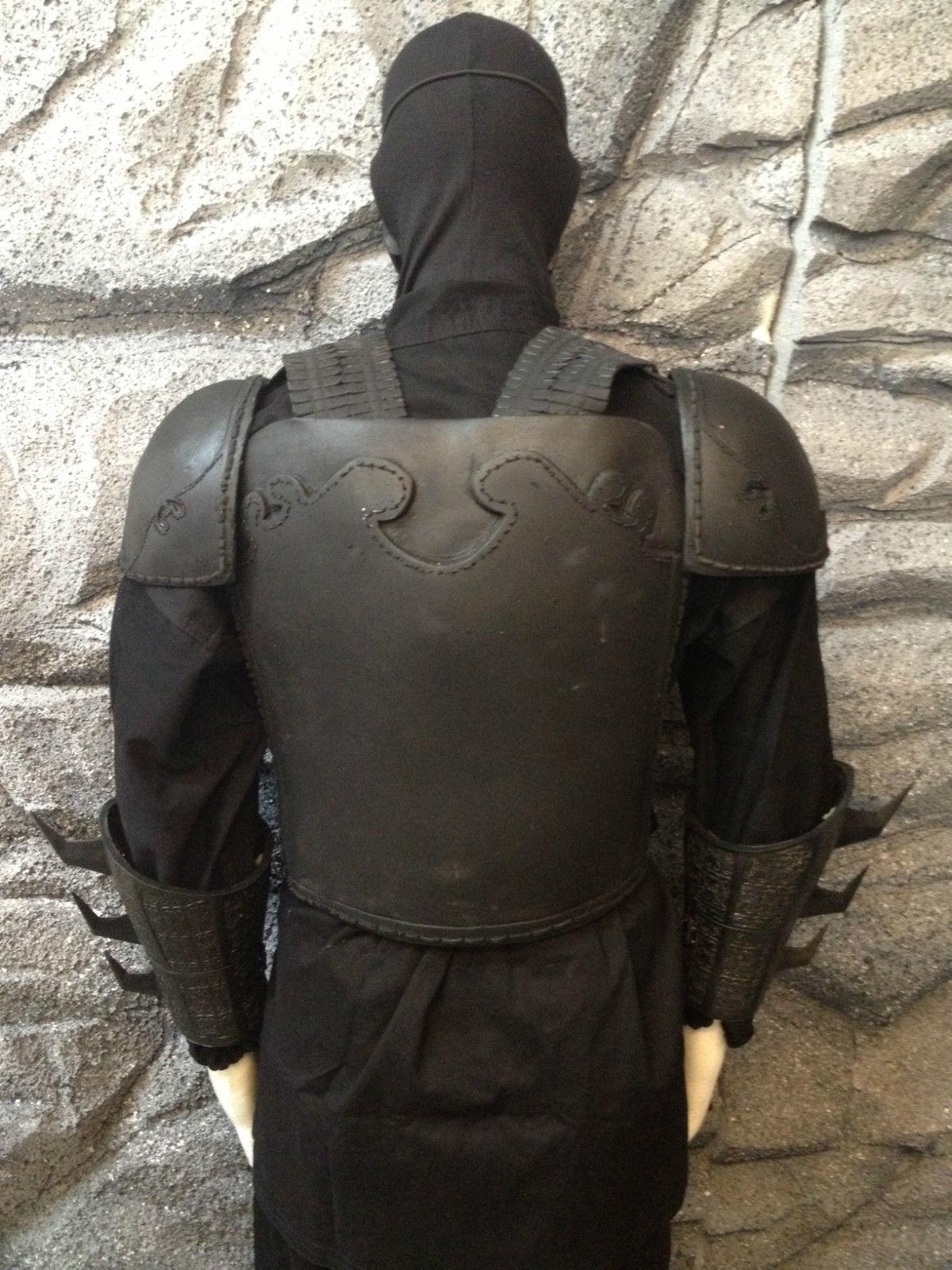 Batman Dark Knight League Of Shadows Ninja Costume Kit On Storenvy