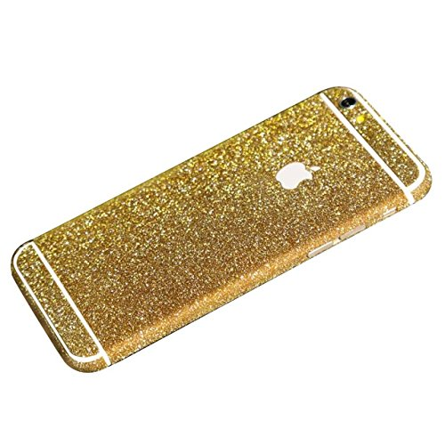 new concept 4c90d 09ff6 Gold Glitter Sticker Skin iPhone 6 iPhone 6 Plus iPhone 5/5s from Luxurious  Bling