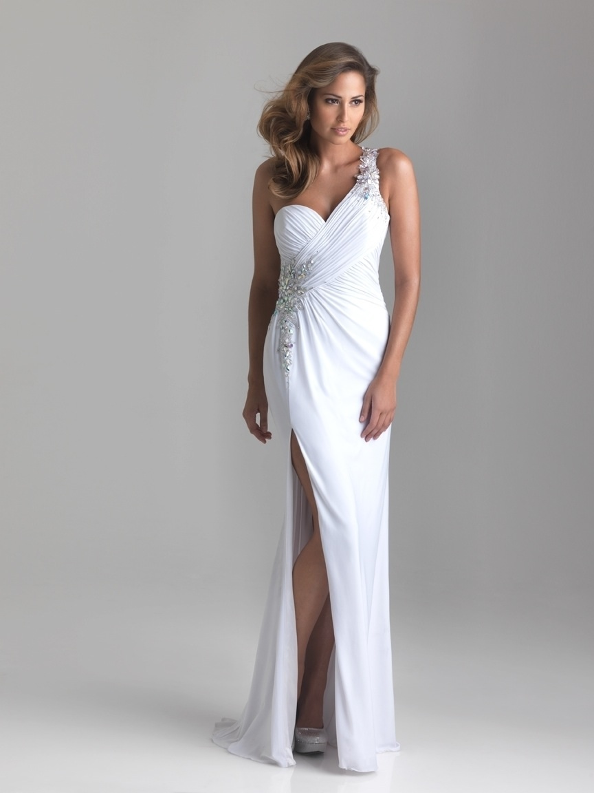 29fd6943bf7db Rebecca Gown in White, Wedding Dress, Prom Dress, Formal Dress, FREE  SHIPPING
