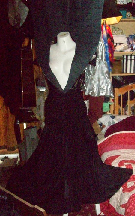 Lilys Shadow Dress Costume Cosplay Legend On Storenvy