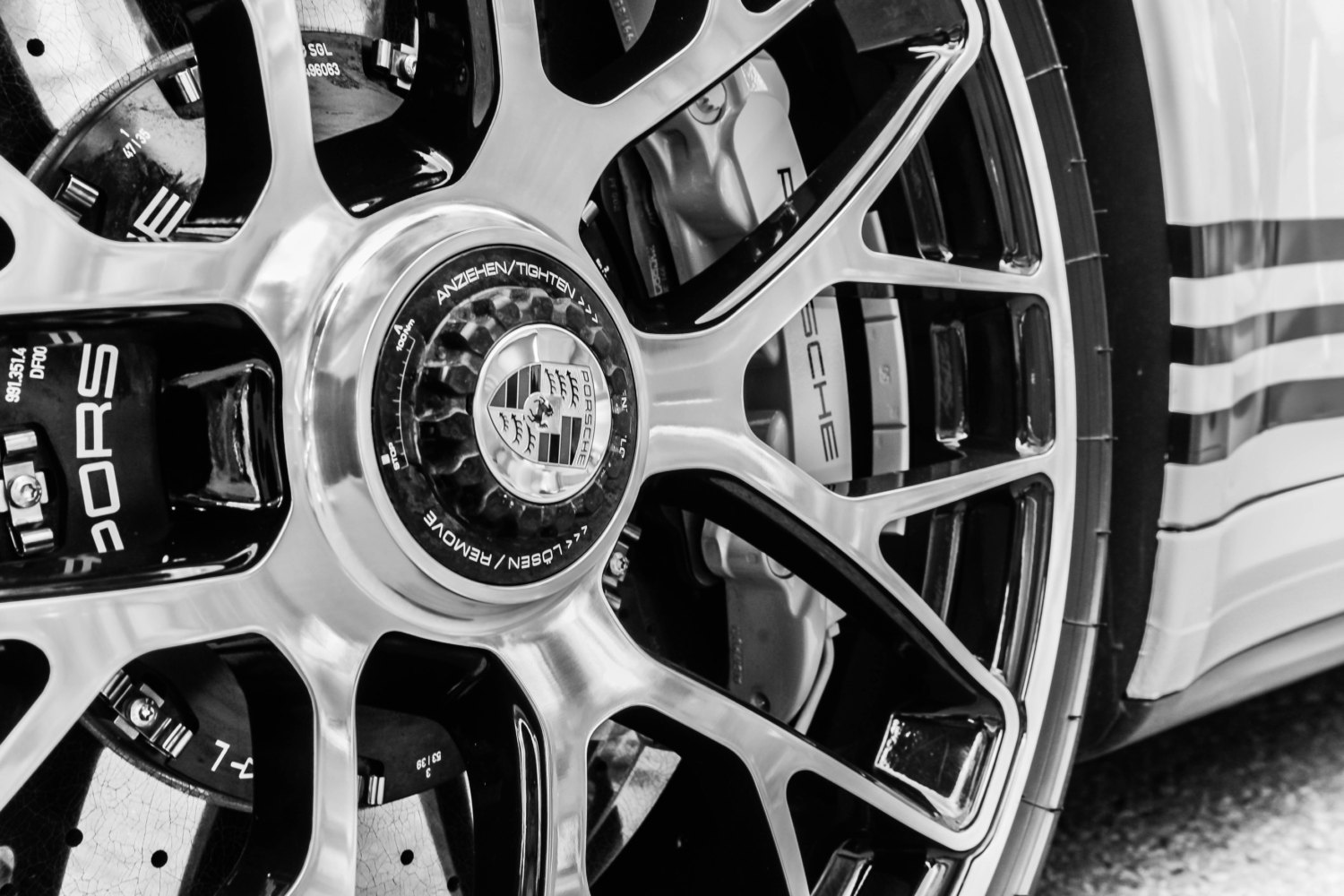 Photography Porsche 911 Wheel Fine Art Photography Black And White Wall Art Home Decor Car Photography Vintage Auto Gift Print Sold By D Casey Photography On Storenvy