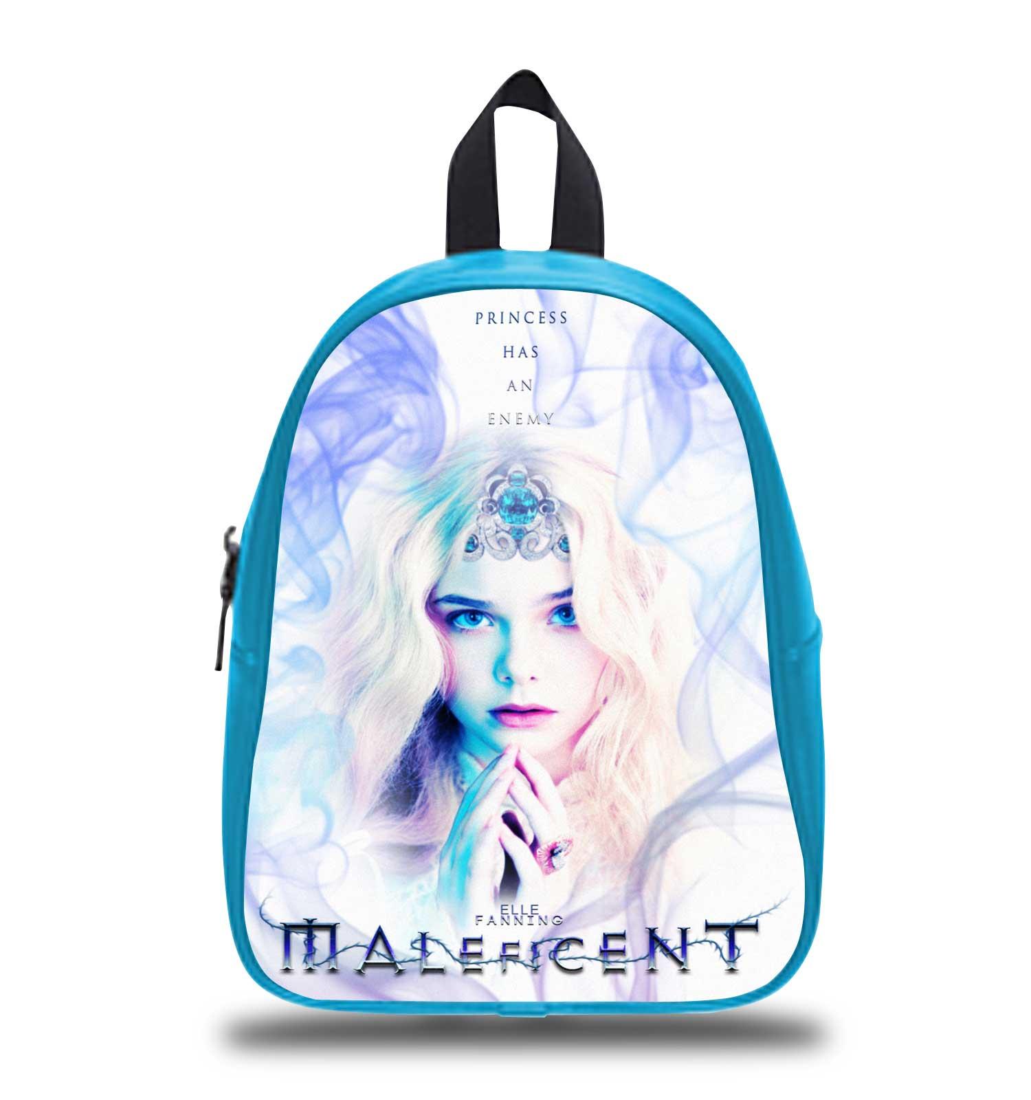 Maleficent Disney Princess Aurora Schoolbag Backpack S M L Kids School Bag From Fushionshop
