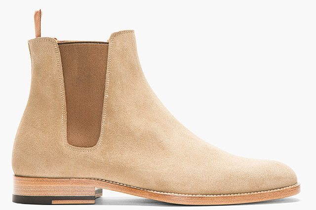 ad3b79783 Do you guys plan on having any other variations of the Chelsea boot, aside  from the two you have now? I've been looking for a light tan chelsea boot  with a ...