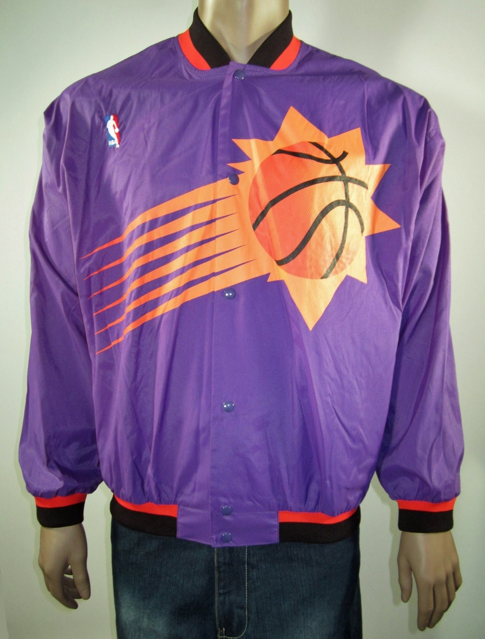 fcfc0ef15a40 Vintage Phoenix Suns Champion Warm-up Jacket L NWT on Storenvy