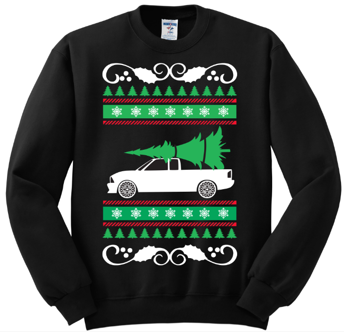 Chevy S10 Ugly Christmas Sweater On Storenvy