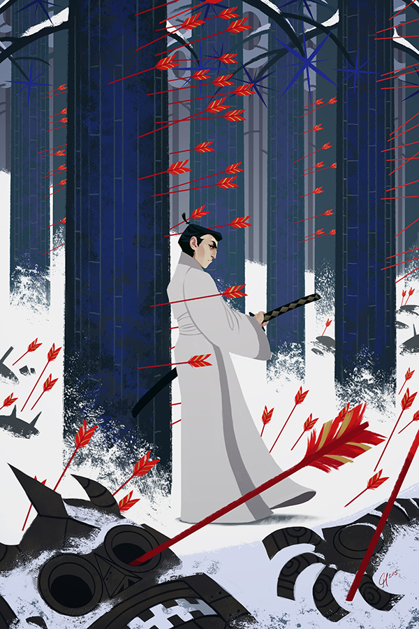 Samurai Jack to continue with new comic from IDW | Brutal