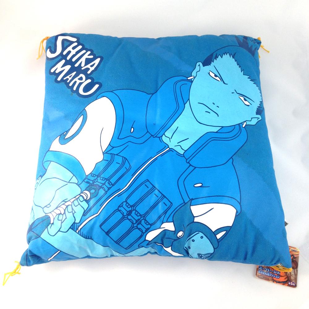Magnificent Shikamaru Throw Pillow Naruto Starlightslk Online Machost Co Dining Chair Design Ideas Machostcouk