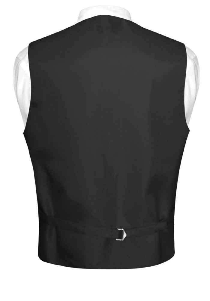 cb5c66d5d9d2 Men's SEQUIN Design Dress Vest Bow Tie GOLD Color BOWTie Set - Thumbnail 1