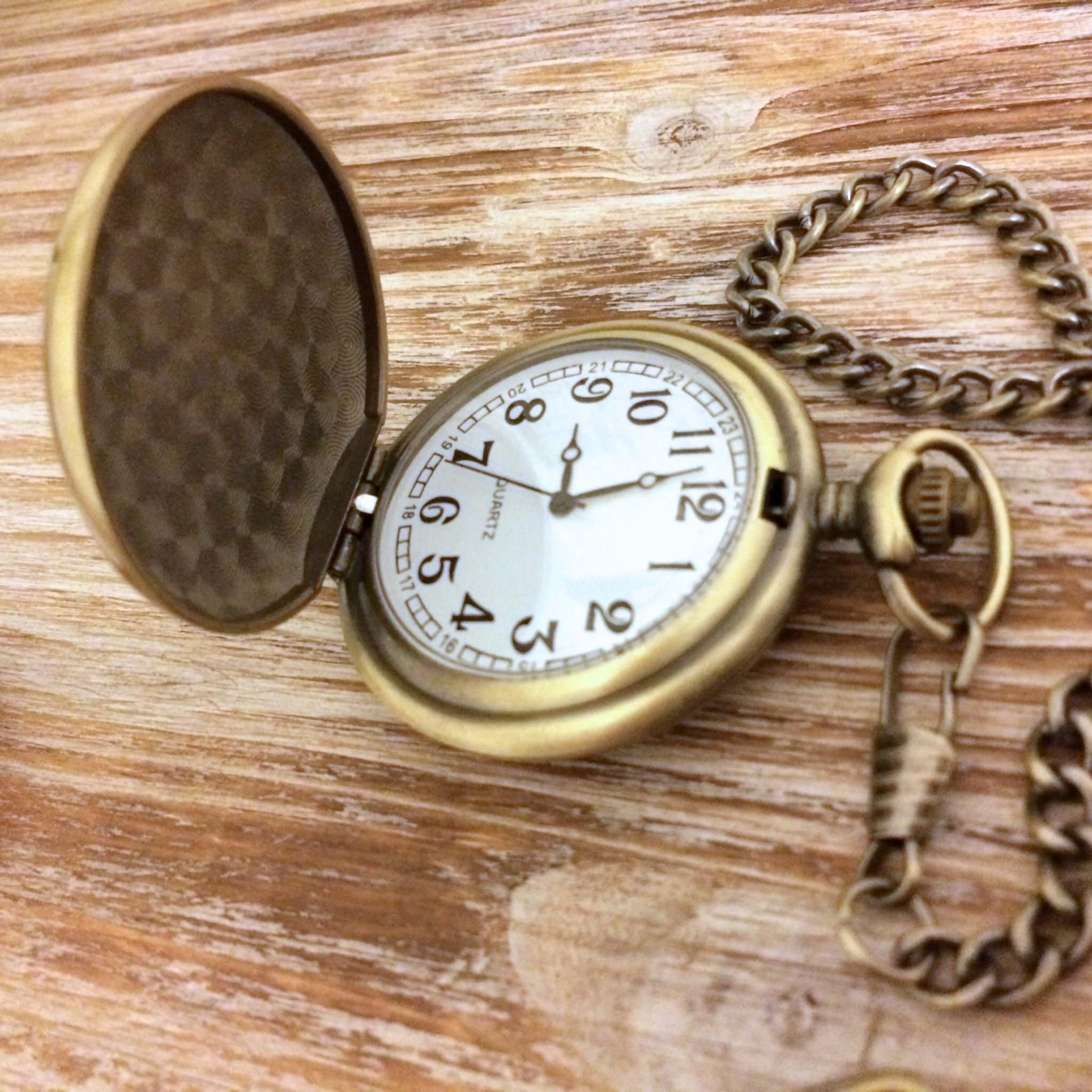 ef558be40 Men's Ecclesiastes 3:1 Pocket Watch - ellie & james - Online Store ...