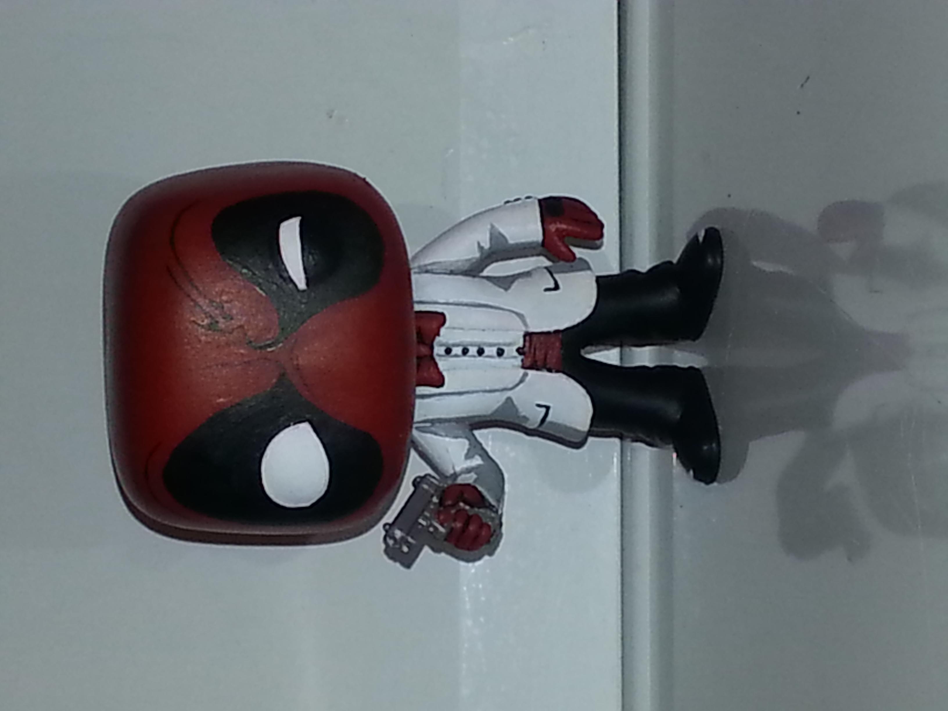 Funko Pop Custom Tuxedo Deadpool On Storenvy